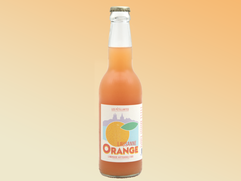 Limonade Orange sanguine
